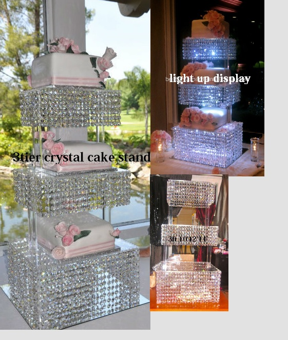 Wedding Cake Decorating KitsStands and Toppers Wedding N Party – Stand Up Chandelier